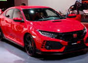 Honda didn't say when exactly, but the Civic Type R is set to go on sale in the U.S. in late spring with an MSRP in the mid-$30,000 range.