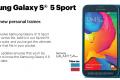 Sprint Samsung Galaxy S5 Sport