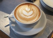 Researchers say that people should drink more mocha latte as the combination of caffeine and chocolate heightens all the health benefits of both. Drinking coffee with cocoa may also reduce your chance of getting heart diseases in the future.