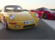 Renown Porsche tuner RUF has developed an all-new supercar, which is an updated CTR.  This is designed in tribute to the original 1987 Yellowbird, currently celebrating its 30th anniversary.