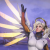 Voice actress Lucy Pohl visits the Blizzard camp to give the Overwatch hero Mercy some new lines.