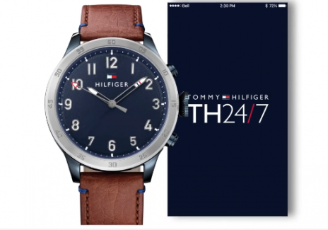 Tommy Hilfiger Parent Company To Offer Android Wear 2.0 Smartwatches