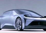 A new electric luxury concept car from a startup has been unveiled. The NIO Eve is an electric car that promises luxury. People have come to view the concept car at the SXSW Interactive.