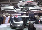 Every year, there are new concept cars coming out. The new concept cars could very well revolutionize driving, such as the Pop.Up System from Airbus and Italdesign.