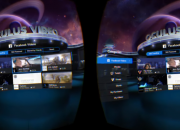 Oculus unveiled an update for the Samsung Gear VR which would allow players to live stream their gaming experience directly to Facebook.