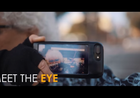 Eye By Esti: The Android Phone That Attaches To An iPhone