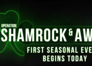 Call of Duty: Modern Warfare Remastered receives a brand new event in celebration with the annual St. Patrick's Day. The event brings several in-game bonuses which runs until April 3.