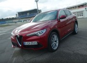 The Alfa Romeo Stelvio QV gets its European debut at the Geneva Motor Show 2017.  The performance SUV is based on Fiat-Chrysler's new Giorgio platform which also underpins the Alfa Romeo Giulia. However, will the company be able to mimic the success of countless other premium crossovers?