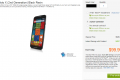 New Moto X pre-order page on AT&T