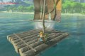 Zelda: Breath Of The Wild Tips For Sailing Faster Without A Korok Leaf