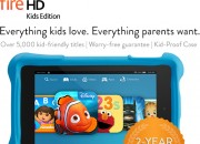 Amazon has unveiled two new Kindle Fire HD tablets and two Kids Edition versions of these tablets, which come with two-year worry-free, no-questions-asked replacements if they break.