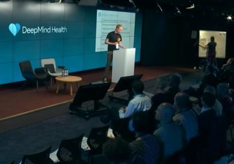 Google's DeepMind Health 'Secretive' About Handling NHS Patient Data