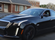 The 2017 Cadillac CTS sedans will soon have built-in communication systems with other Cadillacs. Engineers hope the vehicle communication technology will avert disasters on the road.