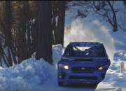 At the oldest bobsled track up in the Swiss Alps, Subaru's WRX STI made an incredible drive through bends of ice. While it was one wild ride, it's also clear that the vehicle can survive the insane trip.