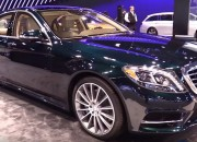 Mercedes has changes for the S-Class this year. The focus would be on safety, though minor body changes should also be noted on the Mercedes-Benz S-Class.