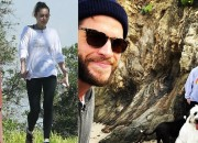 Miley Cyrus and Liam Hemsworth might not be married yet, but they were finally seen in public for the first time since news broke of their alleged secret wedding.