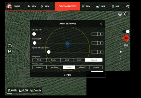 You Can Fly Your DJI Mavic Pro Autonomously With New App Litchi