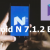 New features on the Android 7.1.2 Nougat Beta 2 include app shortcuts, image keyboard support, and more. This pre-release version may contain errors and defects that can affect the normal functioning of your device.