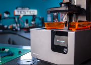 Form 1 and Form 2 is considered to be a prototype for a consumer-grade SLA printer. The two devices are beautifully built and feature excellent onboard as well as PC software.