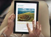 The Kindle app for iOS now has a