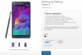 Samsung Galaxy Note 4 on Bell Canada
