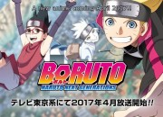 Naruto Shippuden is almost over; replacing it will be Boruto, Naruto Next Generations, which will focus on the son of Naruto, Boruto, who is destined to be stronger and more powerful than his father.