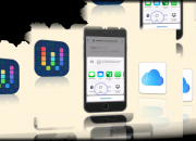 Workflow has long been recommended as an important app for those who need to do serious work such as creating a short text report, saving it in Dropbox and texting it to various people.