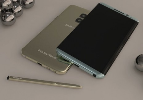 Samsung Galaxy Note 8 Design And Specs Leak May Make You Think Twice About Getting The Galaxy S8