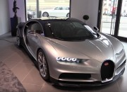 In almost every way, the 2017 Bugatti Chiron is large. Its centerpiece is its 1,500 hp engine. The Bugatti Chiron is all about power.