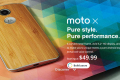 New Moto X starts at $49.99 with Verizon contract