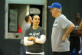 Spurs Asst Coach Becky Hammon Offered Coaching Job For Florida Women's Basketball