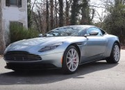 The Aston Martin DB11 carries on the legacy of earlier Aston Martin DBs. It is a worthy successor to the DB9 as it has style and grace.