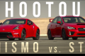 Sports Coupe To Beat: Is It Nissan 370Z Nismo Or The  Subaru WRX STI?