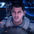 Did the Batman leave his symbol in Mass Effect Andromeda?