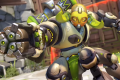 Watch This Overwatch Fan Play Orisa Using A Rocking Horse And Nerf Gun