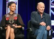 Ed Harris and Thandie Newton talk about their