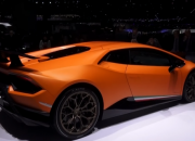 The Lamborghini Huracan Performante is the fastest production car, beating the Porsche 918 Spyder.