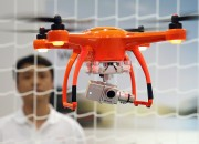 Current startups are busy working on self-flying drones powered by AI to reach their targets unmanned. Latests developments show that drones can have flawless flying abilities, without crashing or dropping from the sky.