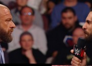 Seth Rollins going against The Game, Triple H might be a wrong idea. If Rollins wants to secure a win against Triple H, Rollins need to step up his game.