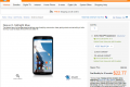 AT&T Nexus 6 pre-order page