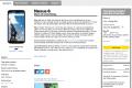 Sprint Nexus 6