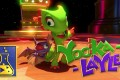 Banjo-Kazooie Sequel Yooka-Laylee Gets Mixed Reviews