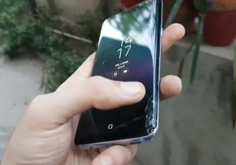 Ultimate Drop Test: Samsung Galaxy S8 Is Not As Strong As You Think