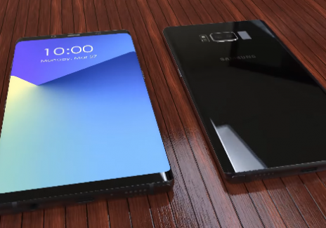 Samsung Galaxy Note 8 Finally Gets Software Build Numbers