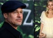 Brad Pitt is making some noise today as she is rumored to be dating the lead actress of his movie,