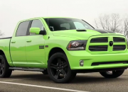 Ram will showcase the new 1500 Sublime Sport and its rugged 1500 Rebel Blue Streak at the New York International Auto Show.