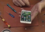 A man successfully built a working iPhone by only using replacement parts.
