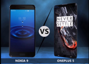 The Nokia 9 is expected to sport a 5.5-inch QHD OLED display with a 1,440x2,560 resolution and run an Android 7.1.2. The OnePlus 5 is expected to sport a 5.5-inch Quad HD AMOLED display with 2,560x1,440 pixels and run Android Nougat.