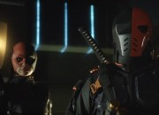 Prometheus is again toying with Oliver Queen and his team. However, it seems that an unlikely ally will join force with Green Arrow to defeat Prometheus, his name is Deathstroke.