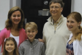 Bill Gates Reveals His Family Does Not Use Cell Phones At The Dinner Table